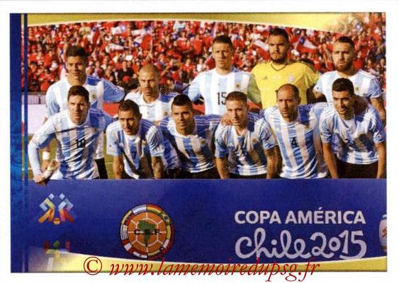 Panini Copa America Centenario USA 2016 Stickers - N° 449 - 100 ans