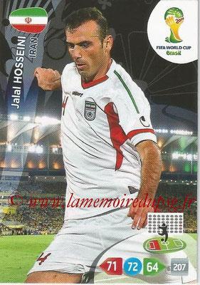 2014 - Panini FIFA World Cup Brazil Adrenalyn XL - N° 203 - Jalal HOSSEINI (Iran)