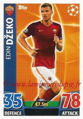 2015-16 - Topps UEFA Champions League Match Attax - N° 449 - Ediin DZEKO (AS Roma)