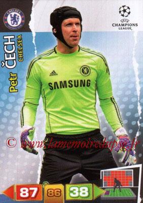 2011-12 - Panini Champions League Cards - N° 081 - Petr CECH (Chelsea FC)