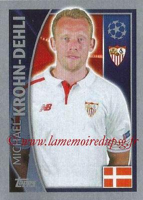 2015-16 - Topps UEFA Champions League Stickers - N° 274 - Michael KROHN-DEHLI (FC Seville)