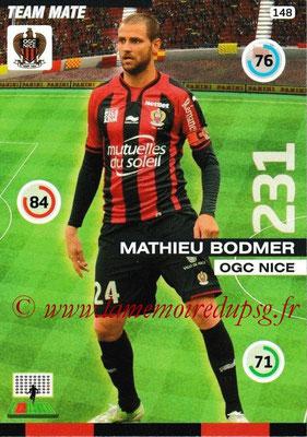 N° 148 - Mathieu BODMER (2010-13, PSG > 2015-16, Nice)