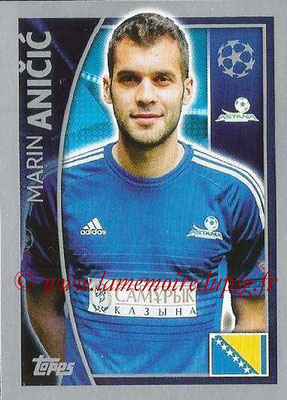 2015-16 - Topps UEFA Champions League Stickers - N° 208 - Marin ANICIC (FC Astana)