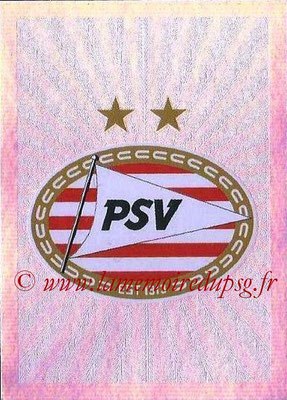 2015-16 - Topps UEFA Champions League Stickers - N° 089 - Logo PSV Eindhoven