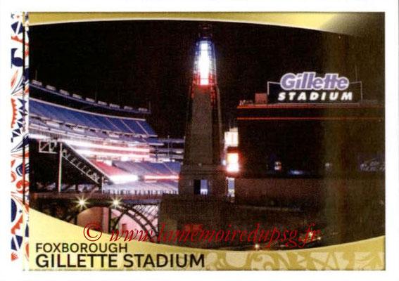 Panini Copa America Centenario USA 2016 Stickers - N° 008 - Gillette Stadium Foxborough