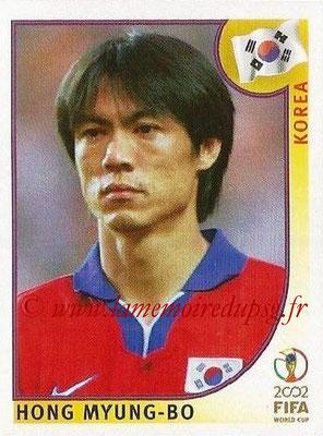 2002 - Panini FIFA World Cup Stickers - N° 247 - Hong MYUNG-BO (Corée)