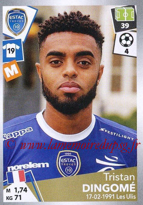 2017-18 - Panini Ligue 1 Stickers - N° 507 - Tristan DINGOME (Troyes)
