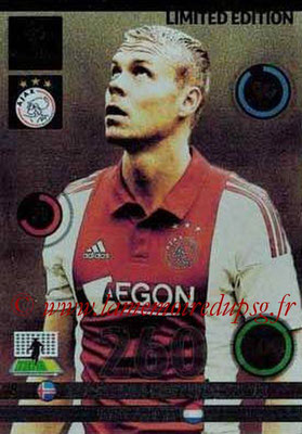 2014-15 - Adrenalyn XL champions League N° LE-KS - Kolbeinn SIGTHORSSON (AFC Ajax) (Limited Edition)