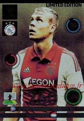 2014-15 - Adrenalyn XL champions League N° LE-KS - Kolbeinn SIGTHORSSON (AFC Ajax) (Limited Edition)