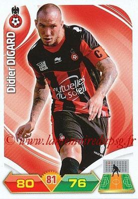 N° 182 - Didier DIGARD (2007-08, PSG > 2012-13, Nice)