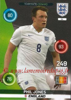 Panini England 2016 Adrenalyn XL - N° 064