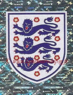 Panini England 2016 - N° 001