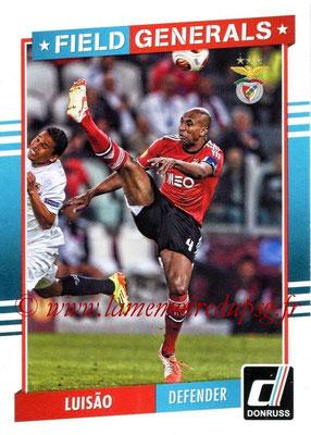2015 - Panini Donruss Soccer - N° FG08 - LUISAO (SL Benfica) (Field Generals)