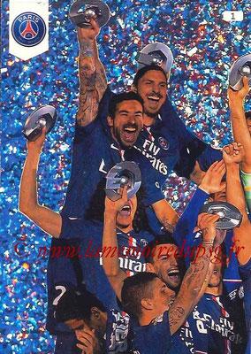 N° 001 - Champion de France 2014-15
