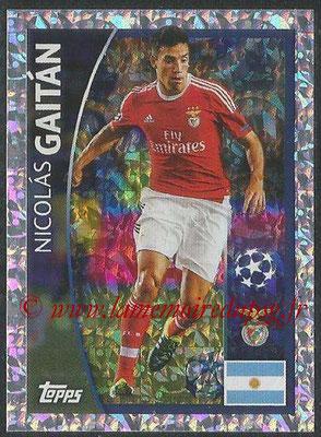 2015-16 - Topps UEFA Champions League Stickers - N° 151 - Nicolàs GAITÀN (SL Benfica)
