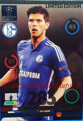 2014-15 - Adrenalyn XL champions League Update edition N° LEU-KH - Klaas-Jan HUNTELAAR (FC Schalke 04) (Limited Edition)
