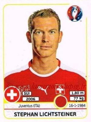 Panini Euro 2016 Stickers - N° 103 - Stephan LICHTSTEINER (Suisse)