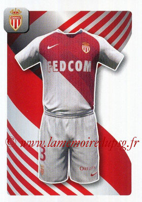 2018-19 - Panini Ligue 1 Stickers - N° 249 - Maillot Monaco