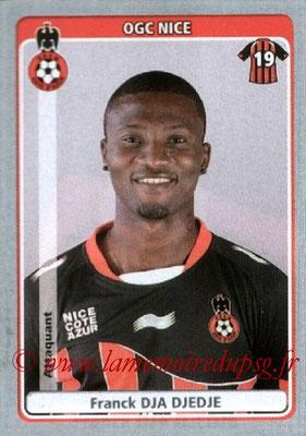 N° 346 - Franck DJA DJEDJE (2003-04 et 2005-06, PSG > 2011-12, Nice)
