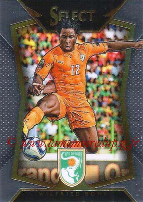 2015 - Panini Select Soccer - N° 092 - Wilfried BONY (Côte d Ivoire)