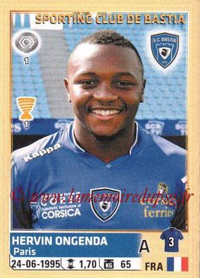 N° 020 - Hervin ONGENDA (2006-??, PSG > 2014,15, Prêt à Bastia)