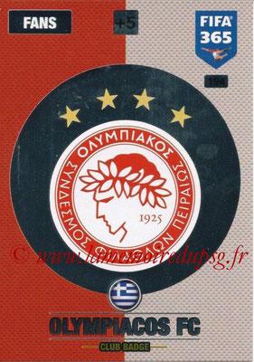 2016-17 - Panini Adrenalyn XL FIFA 365 - N° 194 - Logo Olympiacos FC