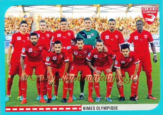 2016-17 - Panini Ligue 1 Stickers - N° 884 - Equipe Nîmes