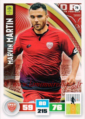 2016-17 - Panini Adrenalyn XL Ligue 1 - N° 079 - Marvin MARTIN(Dijon).JPG