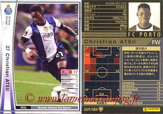 2012-13 - WCCF - N° 269 - Christian ATSU (FC Porto)