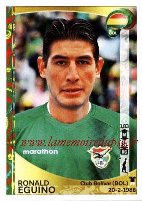 Panini Copa America Centenario USA 2016 Stickers - N° 379 - Ronald EGUINO (Bolivie)