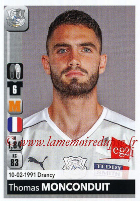 2018-19 - Panini Ligue 1 Stickers - N° 014 - Thomas MONCONDUIT (Amiens)