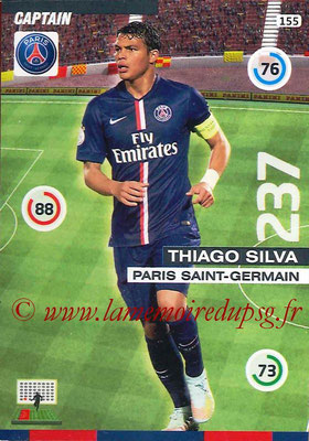 N° 155 - Thiago SILVA (Captain)