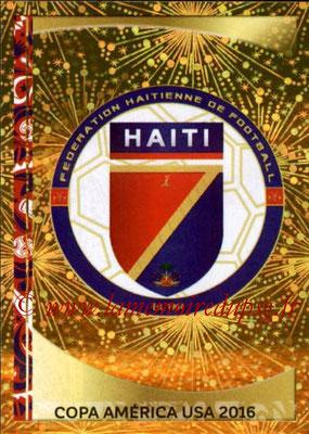 Panini Copa America Centenario USA 2016 Stickers - N° 158 - Logo Haiti