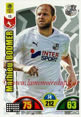 2018-19 - Panini Adrenalyn XL Ligue 1 - N° 013 - Mathieu BODMER (Amiens)