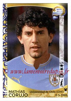 Panini Copa America Centenario USA 2016 Stickers - N° 239 - Mathias CORUJO (Uruguay)