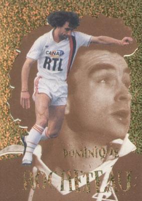 N° 085 - Dominique ROCHETEAU (Recto)