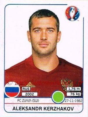 Panini Euro 2016 Stickers - N° 180 - Aleksandr KERZHAKOV (Russie)