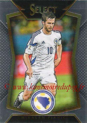 2015 - Panini Select Soccer - N° 044 - Mralem PJANIC (Bosnie-Herzegovine)