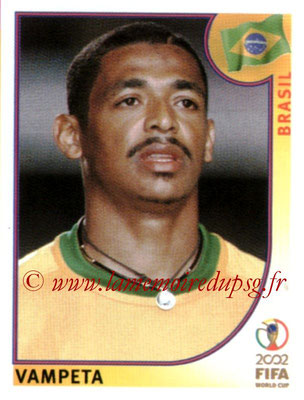 N° 178 - VAMPETA (Janv à Juin 2001, PSG > 2002, Brésil)