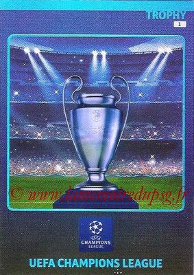 2014-15 - Adrenalyn XL champions League N° 001 - Trophée Ligue des Champions