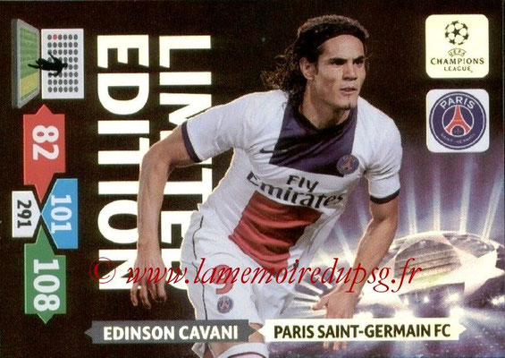 N° LE40 - Edinson CAVANI (Limited edition)
