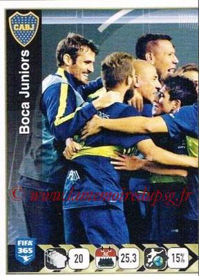 2015-16 - Panini FIFA 365 Stickers - N° 087 - Equipe CA Boca Juniors 1