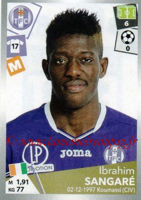 2017-18 - Panini Ligue 1 Stickers - N° 482 - Ibrahim SANGARE (Toulouse)