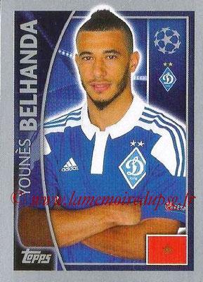 2015-16 - Topps UEFA Champions League Stickers - N° 488 - Younès BELHANDA (FC Dynamo Kiev)