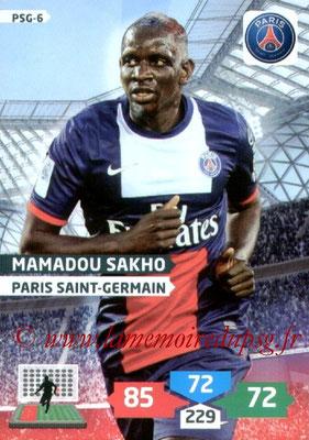 N° PSG-06 - Mamadou SAKHO