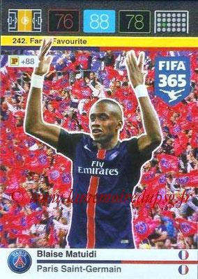 N° 242 - Blaise MATUIDI (Fans' Favourite)