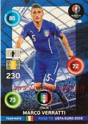 N° 120 - Marco VERRATTI (2012-??, PSG > 2015, Italie)