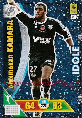 2017-18 - Panini Adrenalyn XL Ligue 1 - N° 362 - Aboubakar KAMARA (Amiens) (Idole)