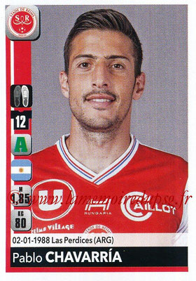 2018-19 - Panini Ligue 1 Stickers - N° 392 - Pablo CHAVARRIA (Reims)