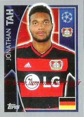 2015-16 - Topps UEFA Champions League Stickers - N° 324 - Jonathan TAH (Bayer 04 Leverkusen)